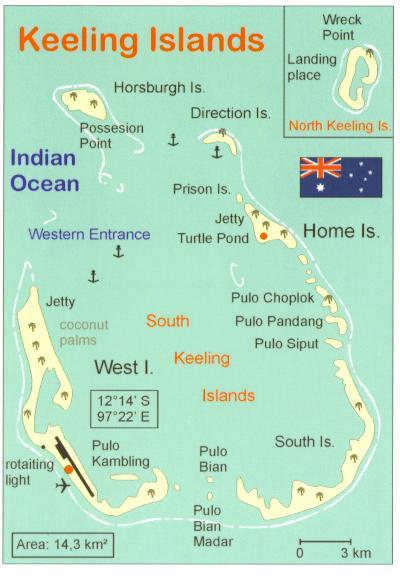 Îles Cocos